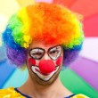 Funny clown — Stock Photo #36564681