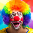 Funny clown — Stock Photo #36564721