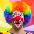Funny clown — Stock Photo #36564723