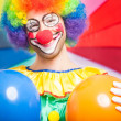 Funny clown — Stock Photo #36564941