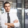 Confident businessman — Stock Photo #36981849