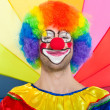 Clown portrait — Stock Photo #38774809