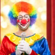 Funny clown — Stock Photo #38775753