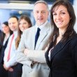 Business people — Stock Photo #38776221