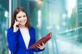 Businesswoman portrait — Stock Photo