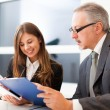 Business people — Stock Photo #40070433