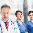 Medical team — Foto Stock #41490783