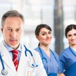 Medical team — Stock Photo #41490783