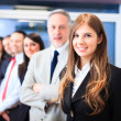 Business Team — Foto Stock #41491065
