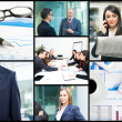 Business people at work — Stock Photo #42392991