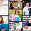 Stock Photo: Education images
