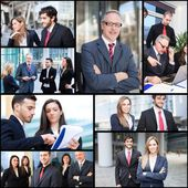 Business people — Stok fotoğraf