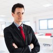 Young businessman portrait — Stock Photo #6969401