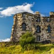 The Gothic House Edinburgh in summer — Stock Photo