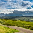 Beautiful views of the Scottish highlands in summer — Stock Photo #13623364