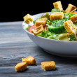 Healthy salad made ​​of fresh vegetables — Stock Photo #18452251
