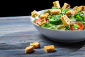 Saludable ensalada de verduras frescas — Foto de Stock