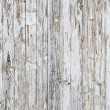 Stock Photo: Old white weathered wooden background no. 9