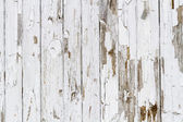 Old white weathered wooden background no. 6 — Stock Photo