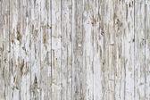 Branco velho resistido fundo de madeira n º 8 — Fotografia Stock