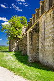 Ruins of an old monastery in Tuscany — Stock Photo