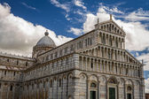 Ancient cathedral in Pisa, Italy — Stock Photo