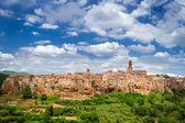 View of the Pitigliano, Italy — Stock Photo