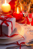 Enjoy your Christmas dinner — Foto de Stock