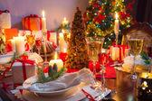 Nadszedł czas na wigilię bożego narodzenia — Zdjęcie stockowe