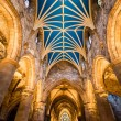 Archway in Cathedral, Edinburgh — Stock Photo #41419793