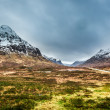 Beautiful view of the Glencoe in winter — Stock Photo #41708183