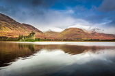 Kilchurn Castle, Scotland — Stock Photo