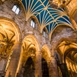 Archway in the Cathedral, Edinburgh — Stock Photo #42711253