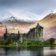Kilchurn Castle in Winter — Stock Photo #42711365