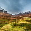 Beautiful view of the mountains in Scotland — Stock Photo #51408427
