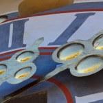 Clock tower detail — Stock Photo #13527715