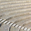 Seating and stairs — Stock Photo
