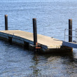Stock Photo: Small pier