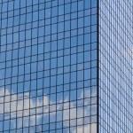 Skyscraper detail — Stock Photo