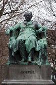 Goethe ve vídni — Stock fotografie
