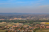 A view on Krems — Stock Photo