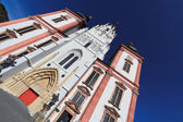 Church of Mariazell — Stock Photo