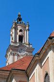Church of Monastery Herzogenburg — Stock Photo