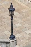 Lamp post — Stock Photo