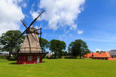 Moulin dans kastellet — Photo