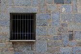 Window grille — Stock Photo