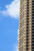 Facade of a skyscraper — Stock fotografie