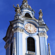 Стоковое фото: Tower of church of Duernstein