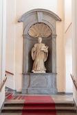 Estátua do irmão berthold — Foto Stock