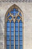 Détail de l'église matthias — Photo